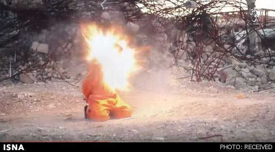 اعدام هولناک ۸ عراقی توسط داعش