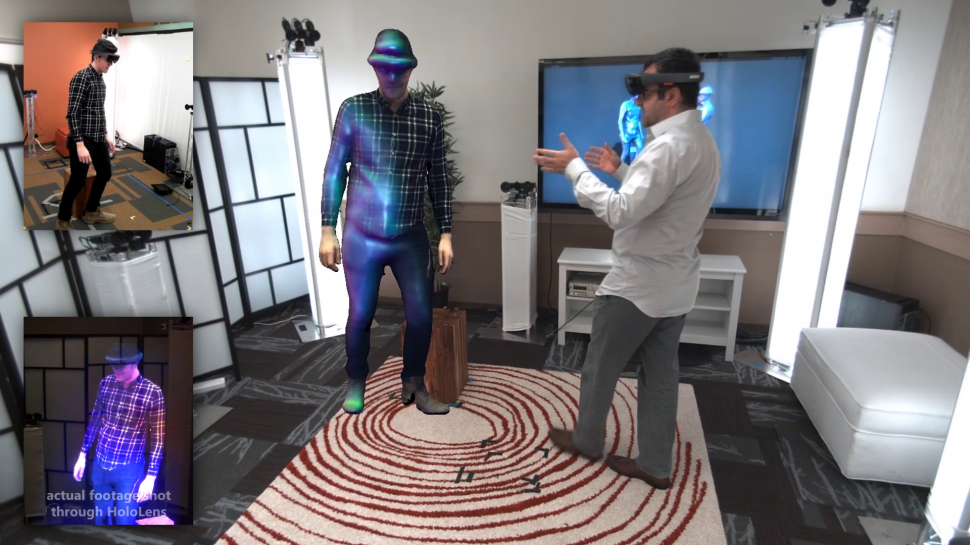 مایکروسافت با Holoportation دنیا را با آینده ارتباطات آشنا کرد + ویدئو