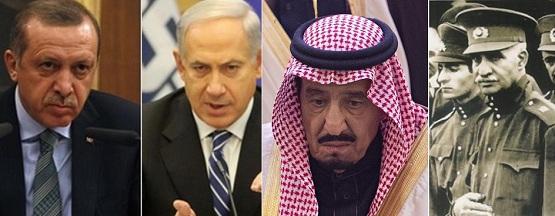 درسی که اردوغان، نتانیاهو و سلمان باید از رضا خان بیاموزند!