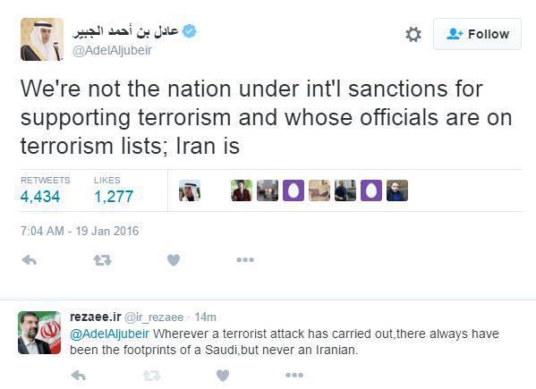 پاسخ محسن رضایی به وزیر خارجه عربستان