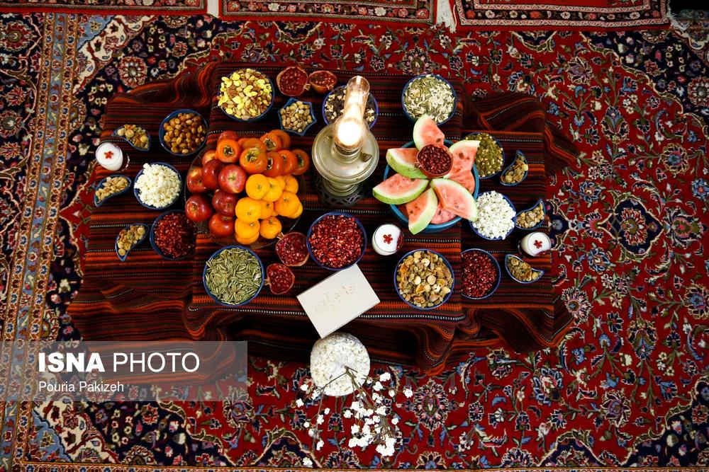 نتیجه تصویری برای شب یلدا + تابناک