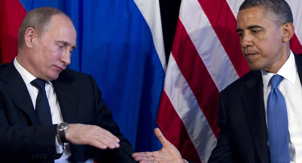 برد تاکتیکی مسکو و آ ... ین ضربه کاری پوتین به اوباما و ... ت وی