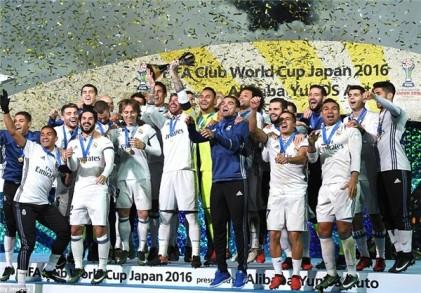 پنجمین قهرمانی رئال مادرید در جام باشگاههای جهان