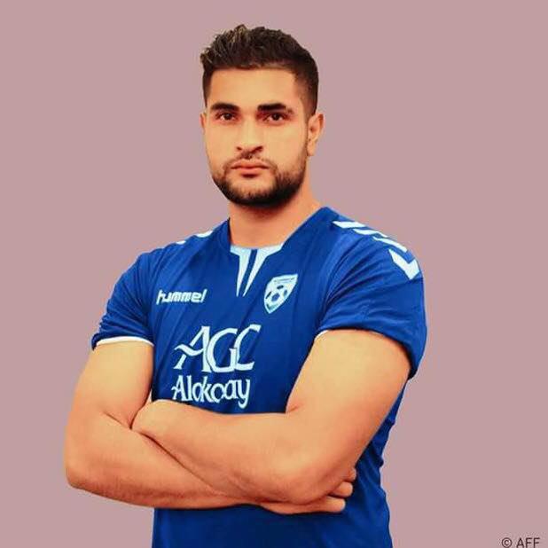 اولین بازیکن افغانستانی در لیگ برتر ایران!