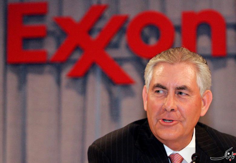 توافق اکسان موبیل و رکس تیلرسون برای قطع رابطه