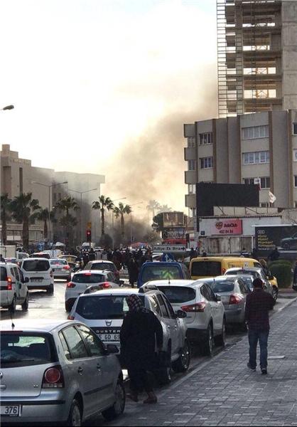 انفجار در ازمیر ترکیه و کشته شدن تروریستها
