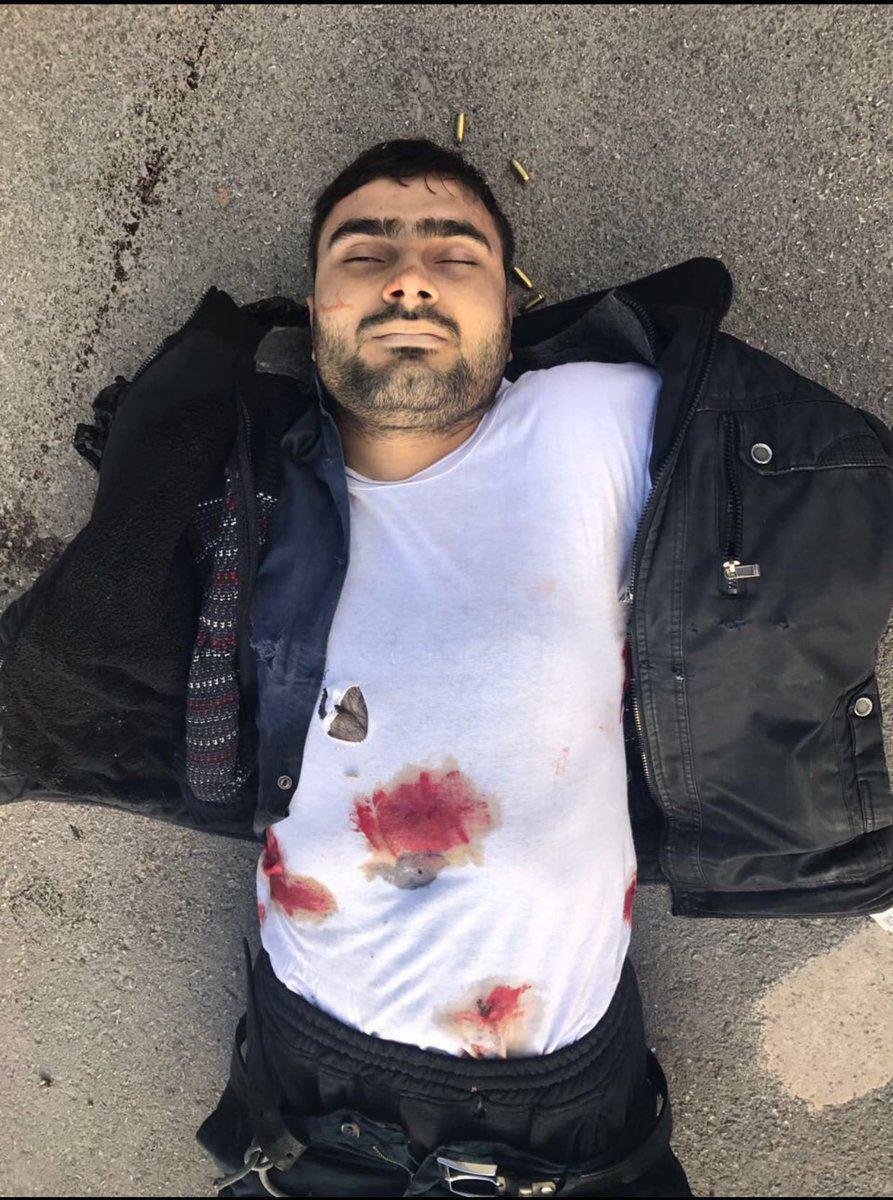 کشته شدن یکی از عاملان حمله امروز ترکیه