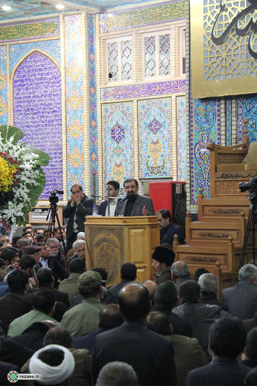 تشییع باشکوه پیکر آیتالله هاشمی رفسنجانی و پیام رهبر انقلاب، قدرت ملت ایران را نشان داد