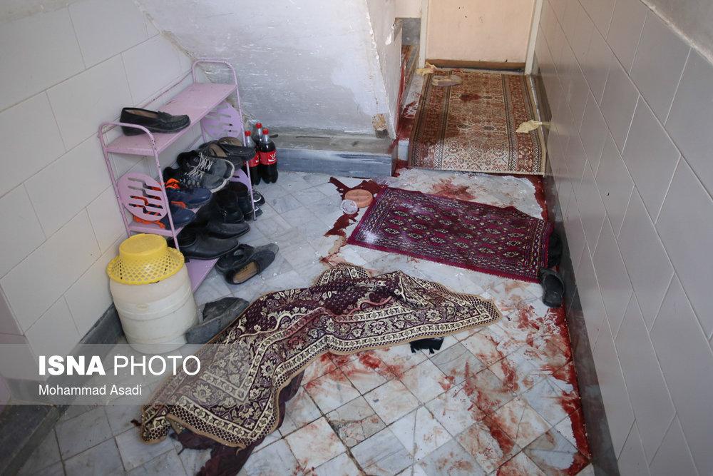 عکس از حادثه تروریستی امروز اهواز
