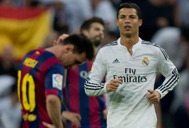یک شکست دیگر برای مسی مقابل رونالدو