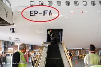 آیا ایرباس A321 برای پروازهای برون مرزی مجوز ندارد؟