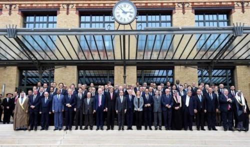 پایان کنفرانس صلح خاورمیانه در پاریس با تاکید بر راه حل دو کشوری