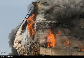 علت اصلی آتشسوزی پلاسکو اعلام شد