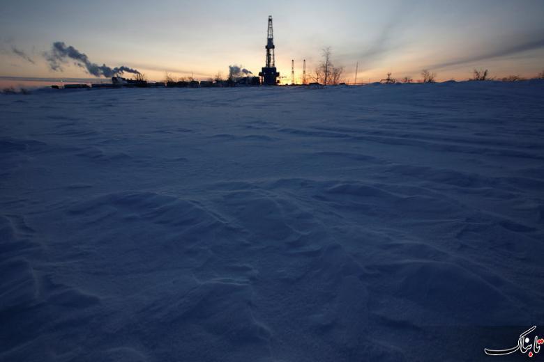 امیدواری لوکاویل روسیه به توسعه اراضی نفت خیز ایران در سال جاری