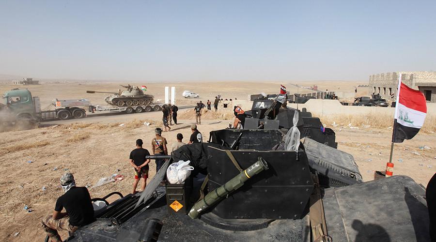 از اتمام طرحهای عملیاتی آزادسازی کرانه راست موصل تا کشته شدن سه انتحاری در شمال بغداد