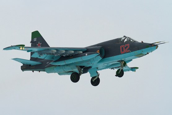 شکارچی روسیه به سوریه می رود