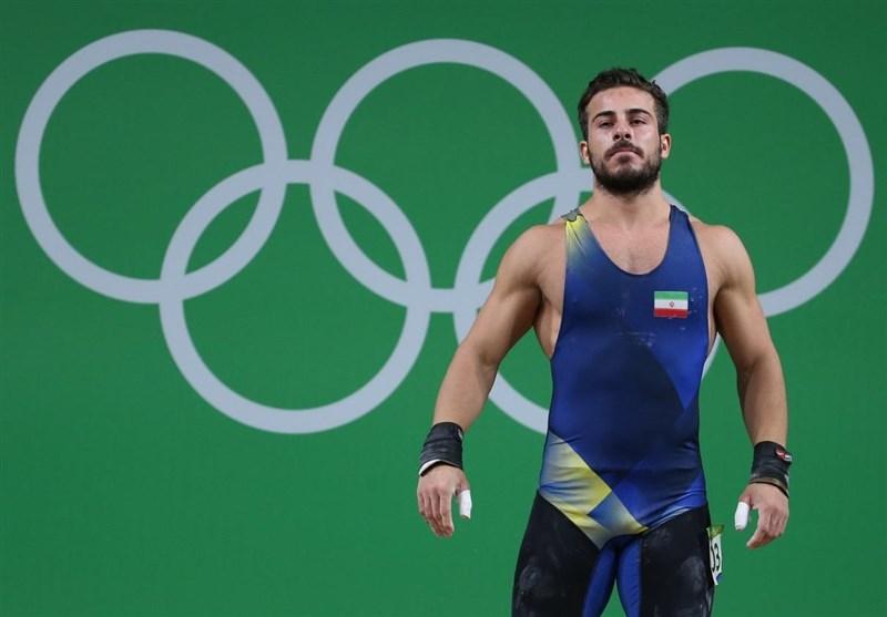 غیبت کیانوش در اردوی تیم ملی وزنهبرداری