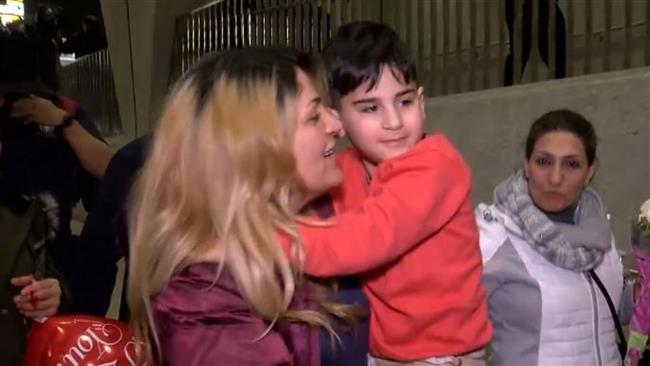 واکنش کاخ سفید به بازداشت کودک 5 ساله