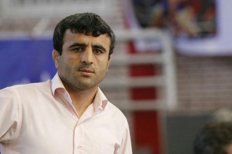 قهرمان کشتی ایران سرمربی تیم کشتی آزادترکمنستان شد