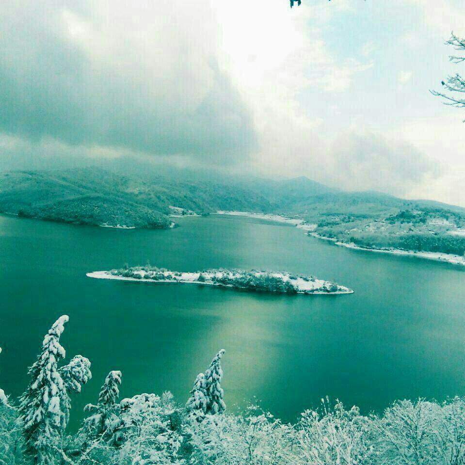 دریاچه سد لفور، مازندران، سوادکوه شمالی