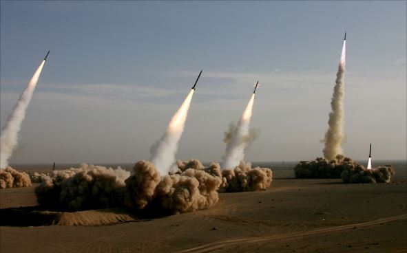 Iran is holding a military exercise to test its missile and radar systems