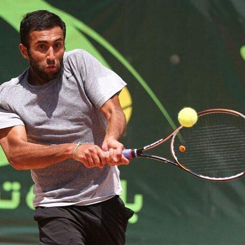 بالاخره یک تنیسور ایرانی،هندی ها را برد