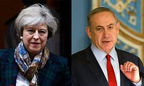 همصدایی «ترزا می و نتانیاهو» علیه ایران