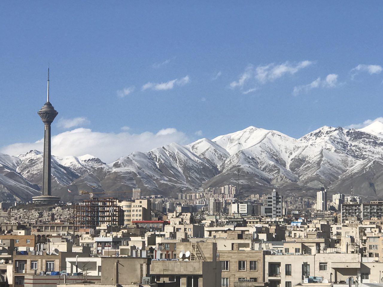 هواي پاك تهران