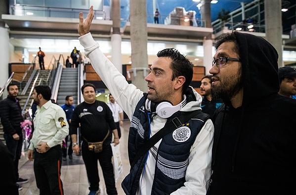 آبروریزی ودرگیری چندبوقچی استقلال مقابل ژاوی