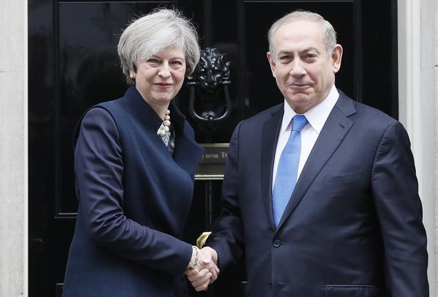 ناکامی و دست خالی برای نتانیاهو در سفر به لندن!