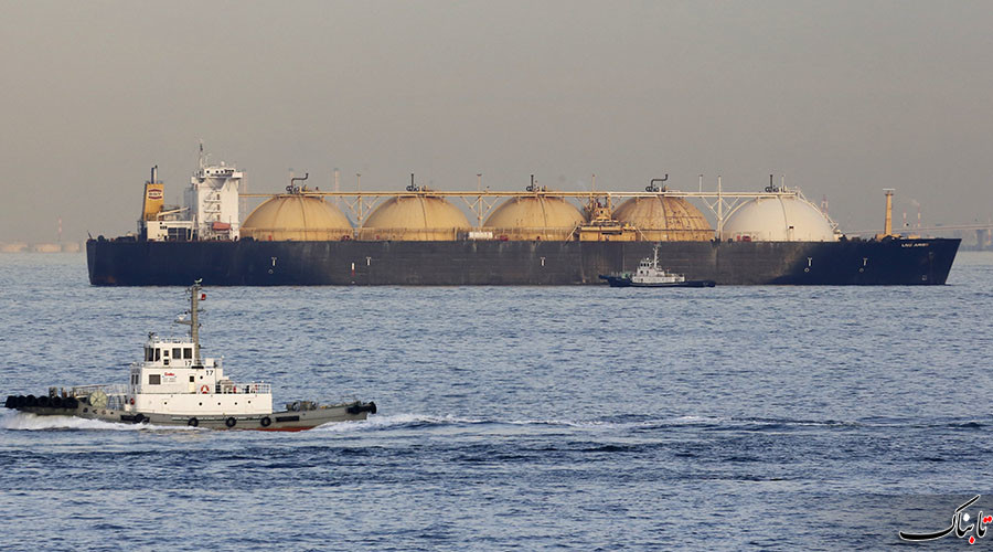 قرارداد یک ميليارد دلاری مصر، برای واردات گاز طبيعي مايع از روسيه، فرانسه و عمان