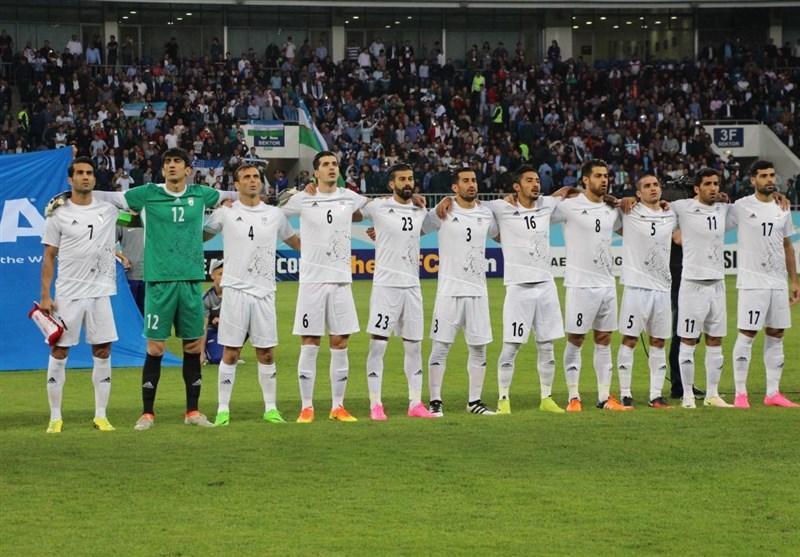 سقوط تیم ملی ایران در تازهترین ردهبندی فیفا