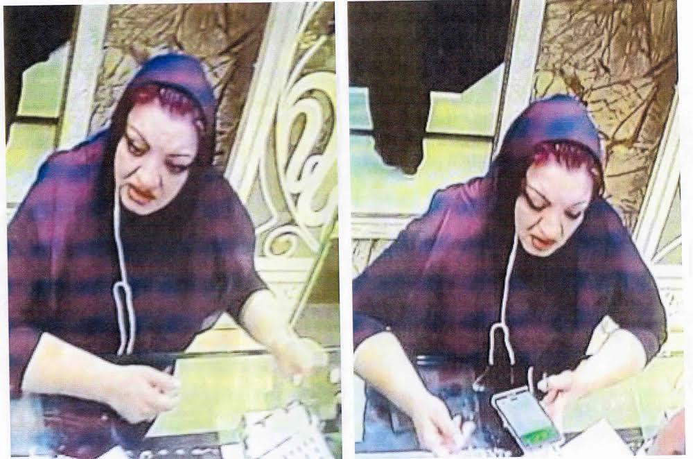 پلیس: این زن سارق را شناسایی کنید