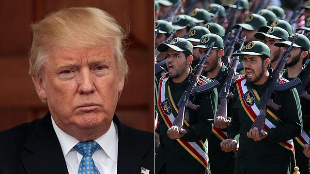 یک سورپرایز آخر هفته دیگر ترامپ برای ایران / دو نکته در مورد تصمیم ترامپ برای وارد کردن سپاه به لیست سیاه تروریسم