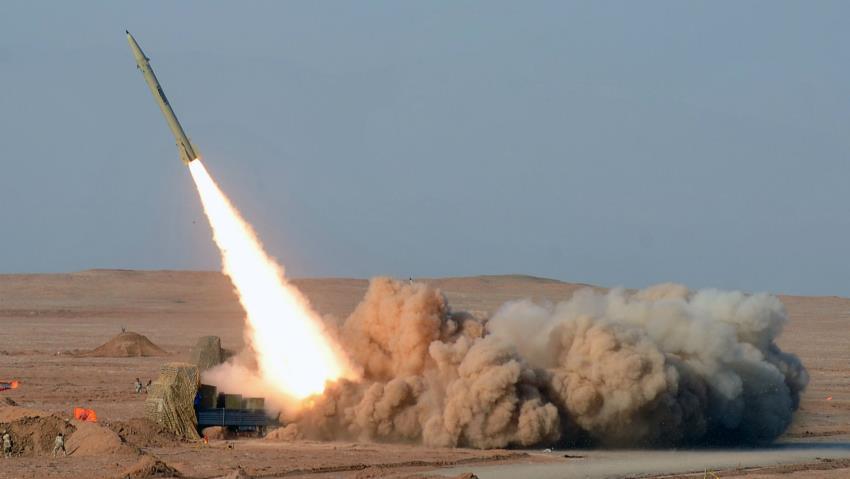 آزمایش مجدد موشکی توسط ایران از سایت موشکی سمنان