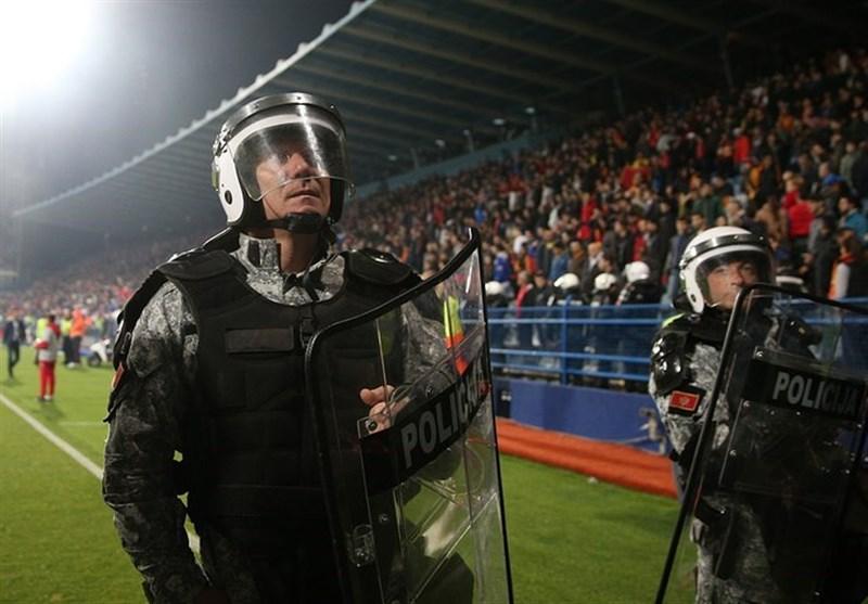 تصویب اولین لایحه سخت مجازات هواداران فوتبال دردومای روسیه