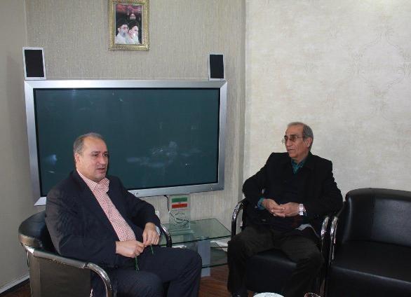 سلطان استقلالی ها به دیدار تاج رفت+عکس