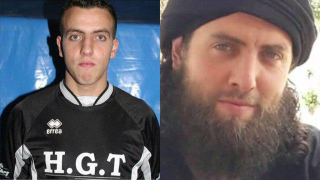 بایکن داعشی بلژیک کشته شد