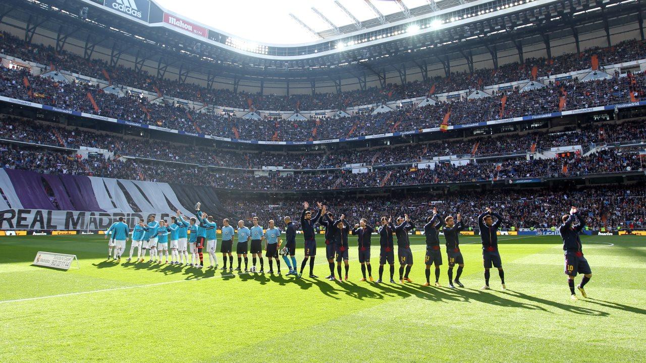 رئال مادرید،ازمیزبانی بارسا در فینال کوپا کنارکشید