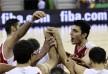 پیروزی بسکتبالیستهای ایران برابر ژاپن