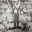 عکسی نادر از کشتی امیر و رسول خادم