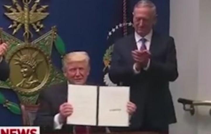 ویدیو: چگونه فرمان اجرایی ترامپ لغو شد؟
