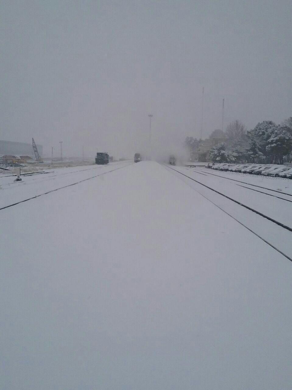 ایستگاه راه آهن کرج