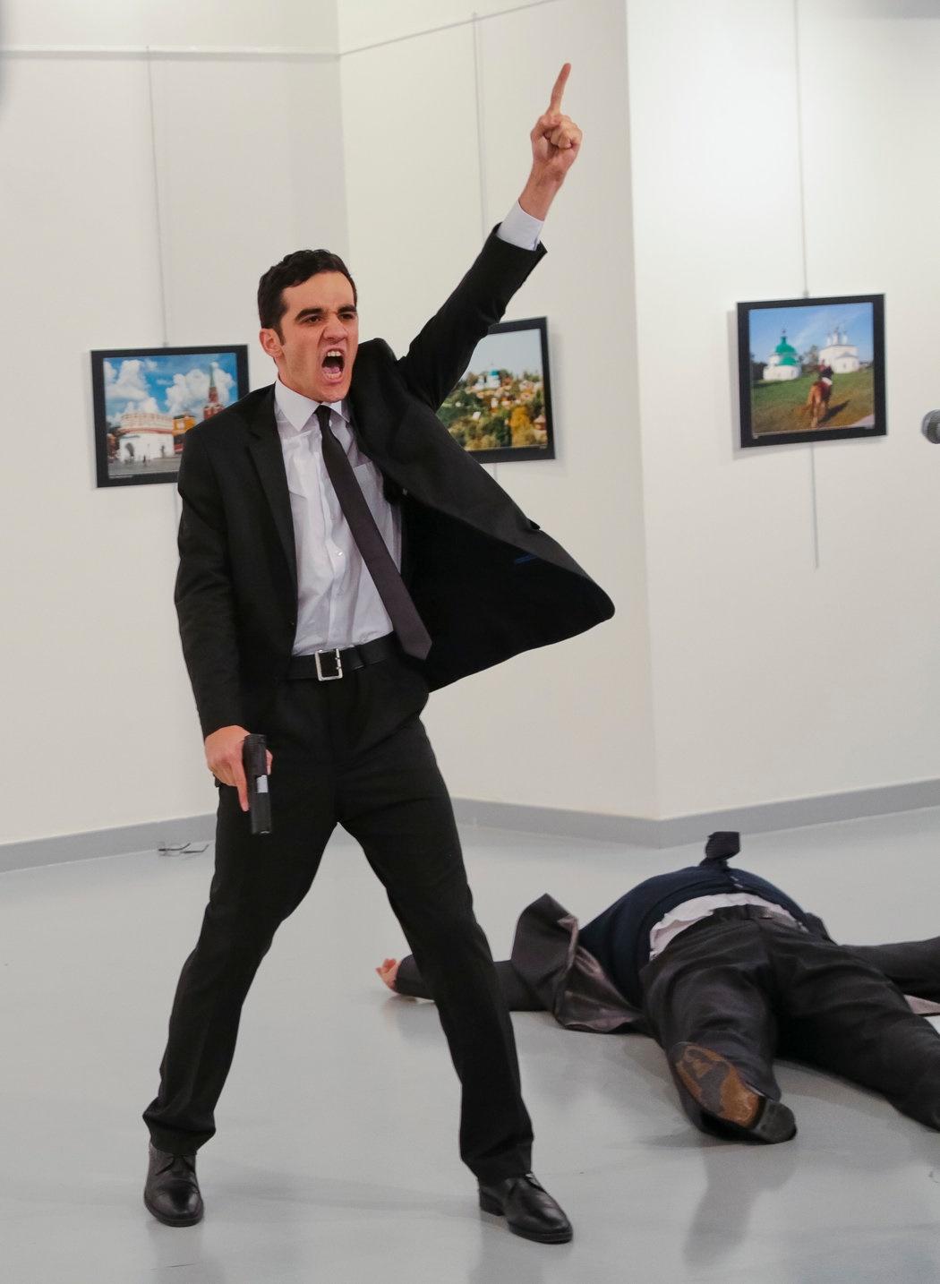 بهترین عکس سال «ورلد پرس فوتو»