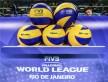 برنامه تیم ملی ایران در لیگ جهانی والیبال