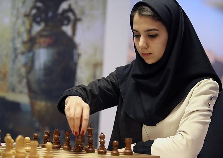 شطرنج قهرمانی جهان/خادمالشریعه حذف شد