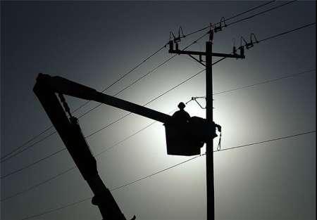 قطع شدن برق 50 روستا در ملایر