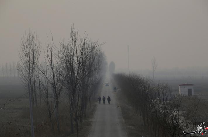 اقدامات جدی چین برای مبارزه با آلودگی هوا
