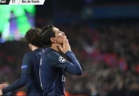 تحقیر بارسلونا در پاریس با چهارگل