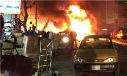 15 کشته و 50 زخمی در انفجار بغداد,
